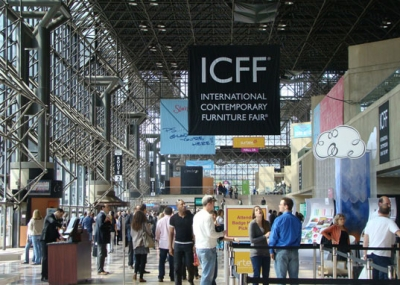 L'International Contemporary Furniture Fair a New York